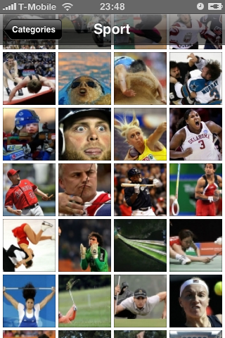Top Photos iPhone Screenshot 4